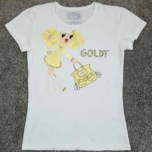 Coach Poppy Goldy T-Shirt
